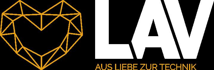 Logo LAV Veranstaltungstechnik